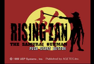 Rising Zan
